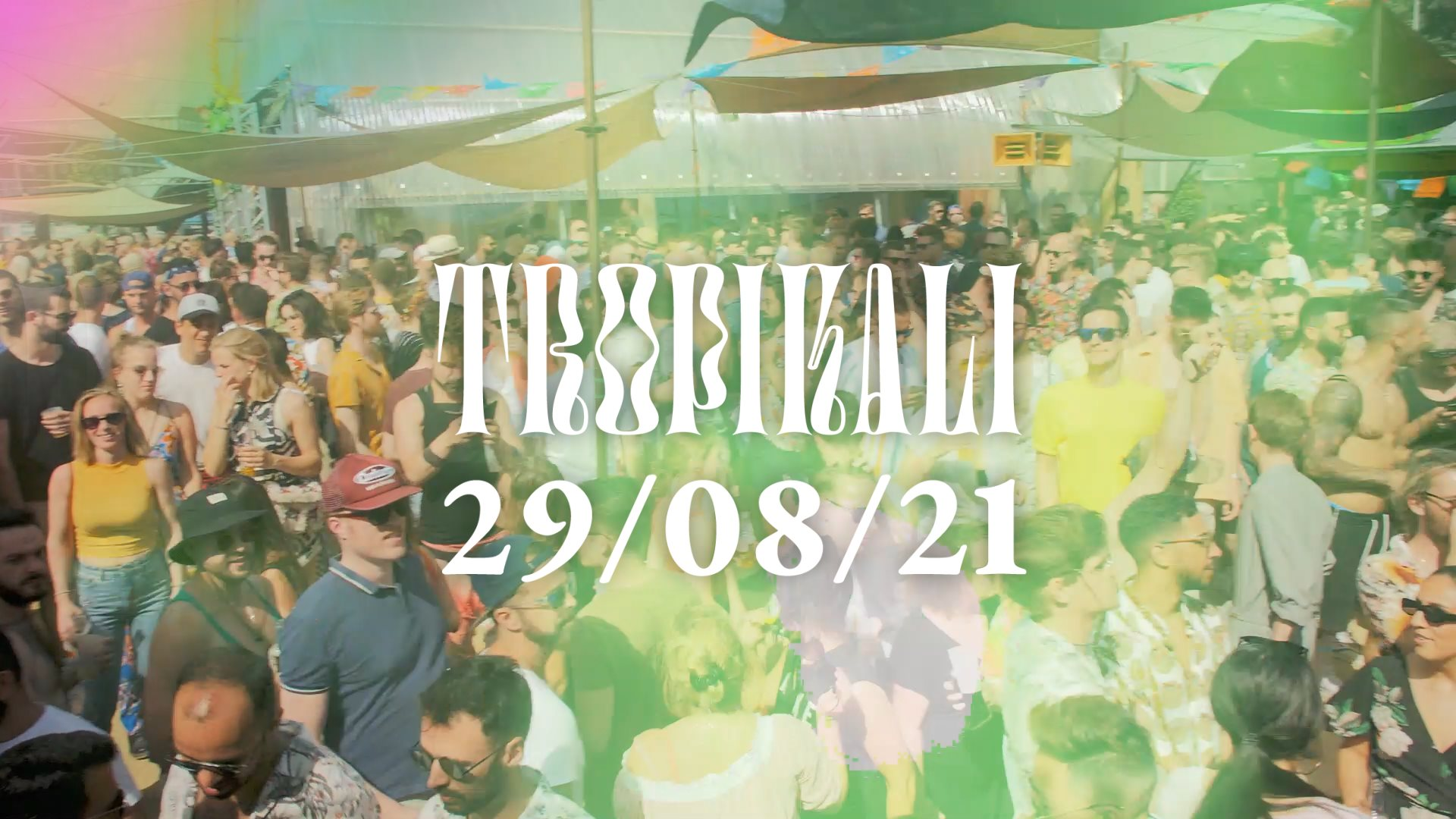 Tropikali Festival 2021 Amsterdam - Gay Outdoor Dance Festival and Party