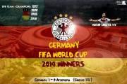 Deutschland und Positive Psychologie werden Fußball-Weltmeister 2014: 11 Freunde, die sich jeder abschauen kann