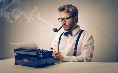 Positive Psychologie: Wer schreibt, der bleibt