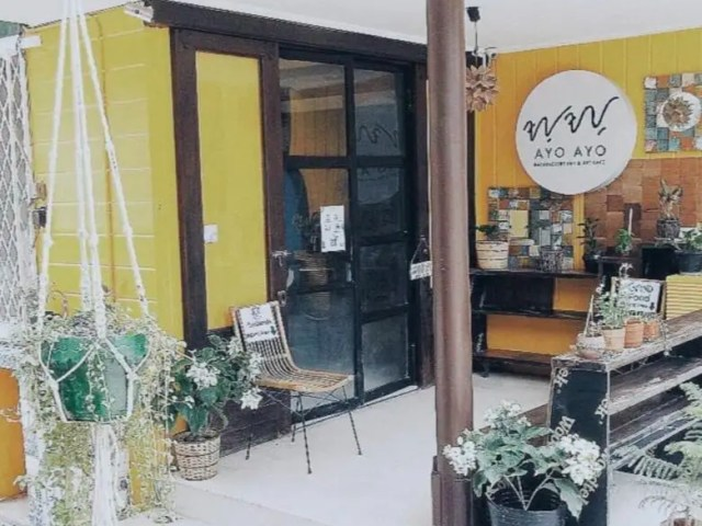Ayoayo Entrance
