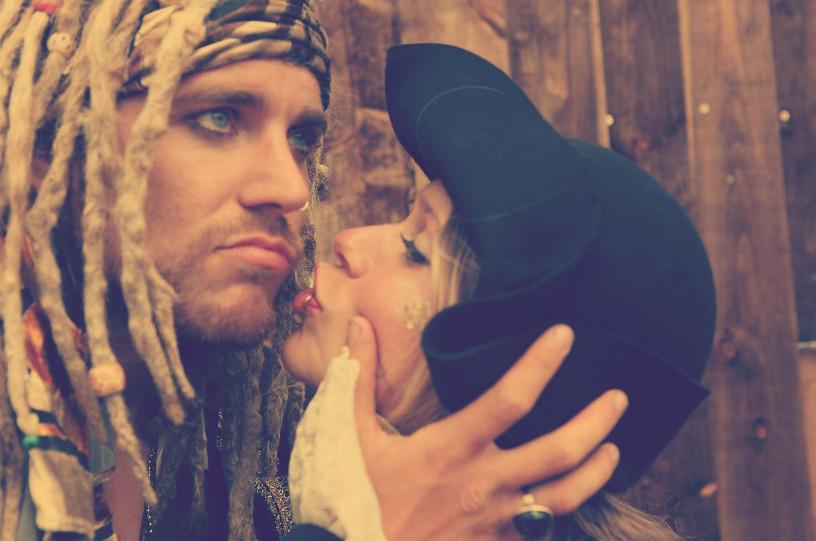 Gareth and beth, pirates grog rum, founders