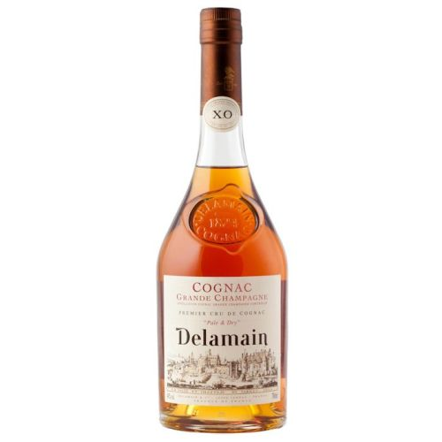 delamain pale and dry xo, delamain cognac, cognac