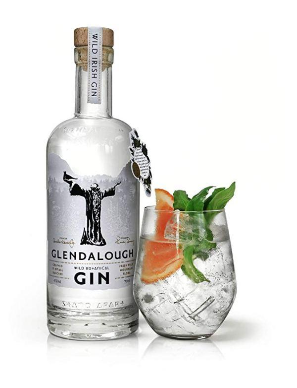 glendalough gin, irish gin