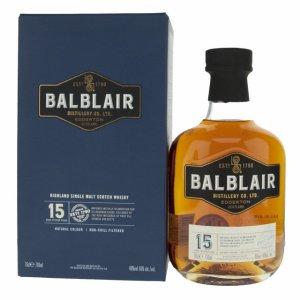 balblair 15yr