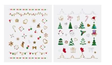 christmas-tree-nail-stickers-innisfree