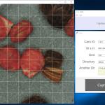 PythonのTkinterを使ってポップアップ画面を作る方法::USBカメラで画像撮影する際、条件を一括設定したいときに便利