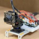 PythonとArduinoで検出物体を追従するカメラを作ってみた::Deep Learningの応用1