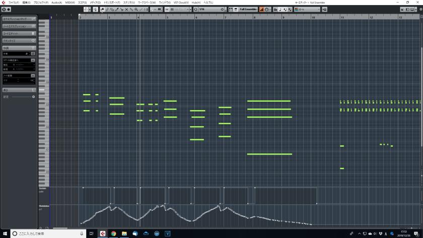 MIDIデータ