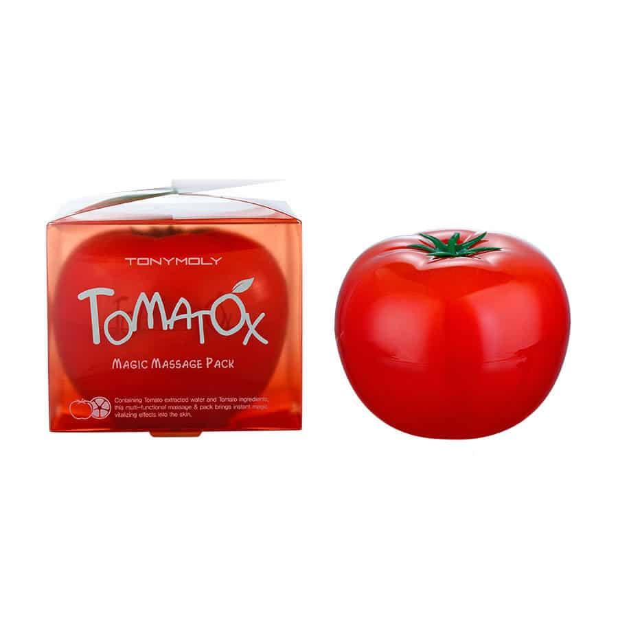 tomatox mascarilla coreana de tony moly