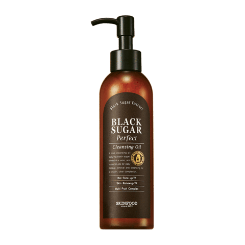 Black Sugar Perfect Cleansing Oil skinfood
