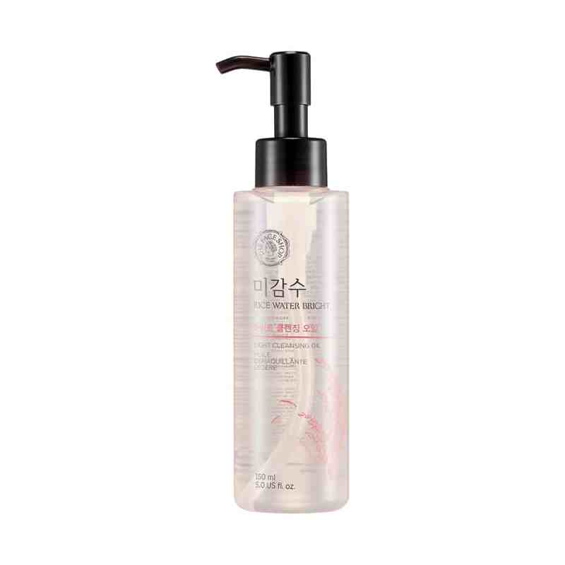 Rice Water Bright Light Cleansing Oil the face shop