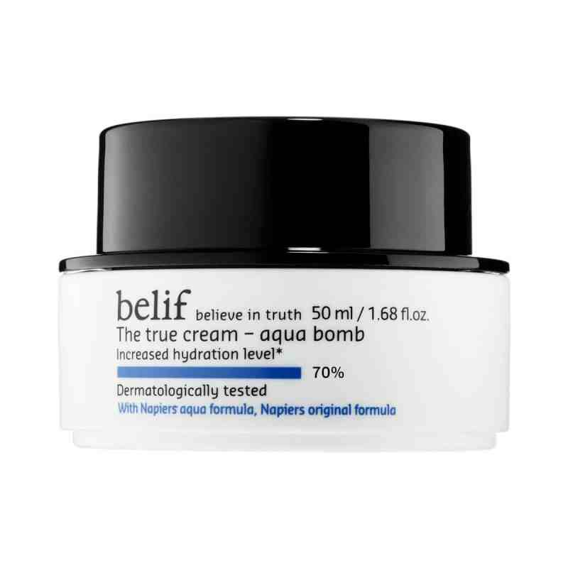 The true cream - Aqua bomb (Belif)