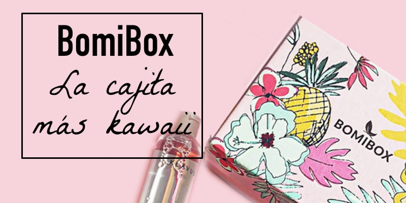 bomibox cosmética coreana
