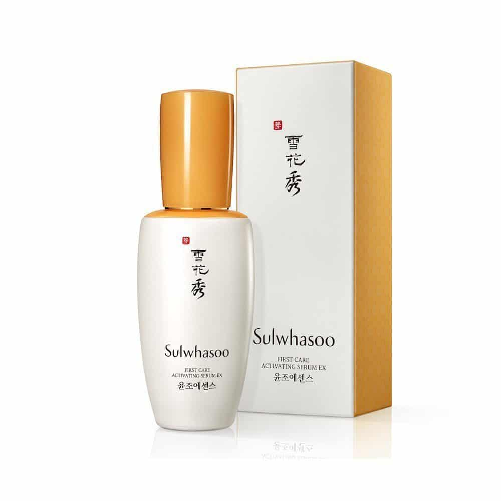 First Care Activating Serum (Sulwhasoo) sérum antiedad
