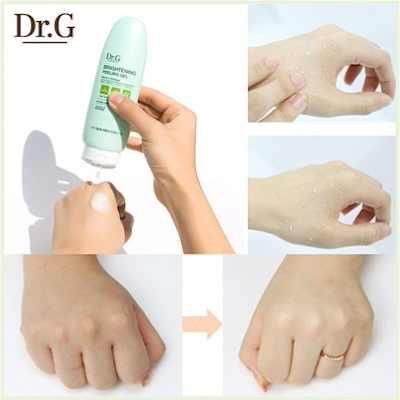 peeling gel coreano dr.g