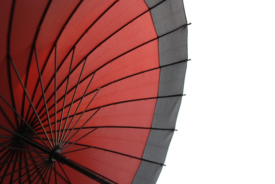 paragua tradicional japonés
