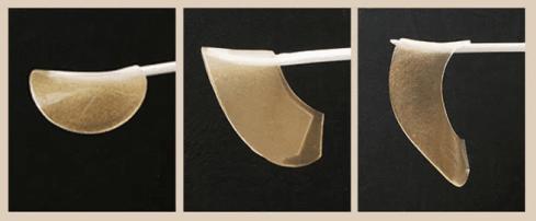 parches coreanos de hidrogel para los ojos gold racoony hydro gel eye spot patch secret key
