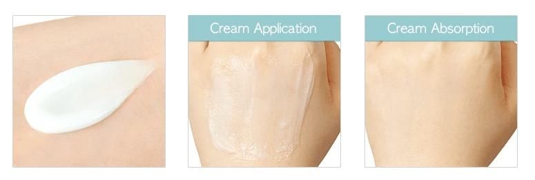 crema hidratante coreana para piel mixta