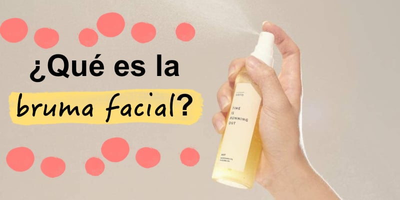 qué es la bruma facial