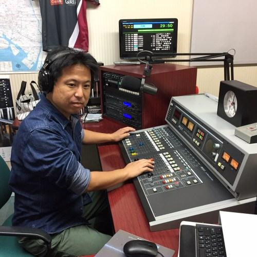 ラジオ放送を通じて地域のコミュニティ事業を担う(175号)