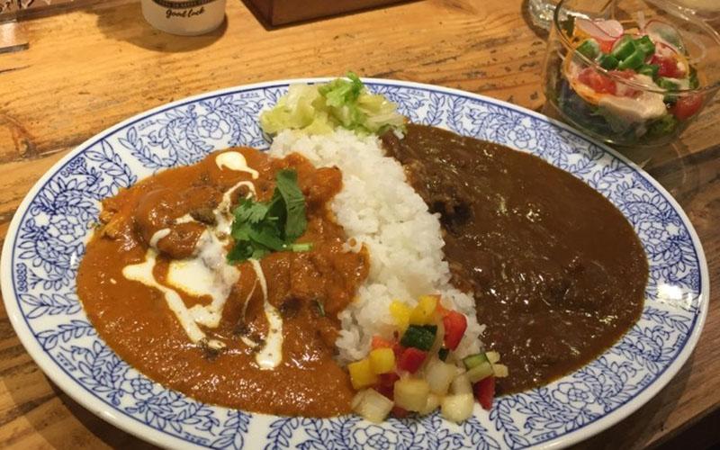 夙川カレー食堂 トリニティ