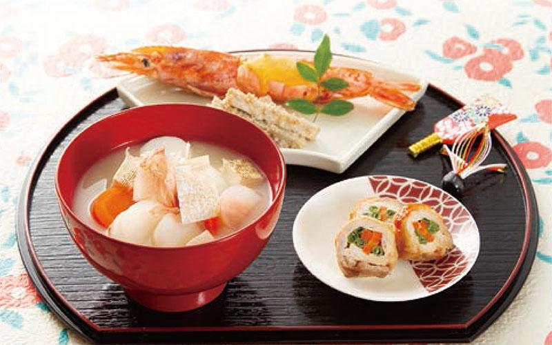 おめでたいお正月のお雑煮は、福を呼ぶ特別な白味噌がおすすめ