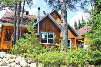 chalet lanaudiere