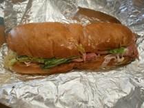 Italian Sandwich from Uncle Henry's