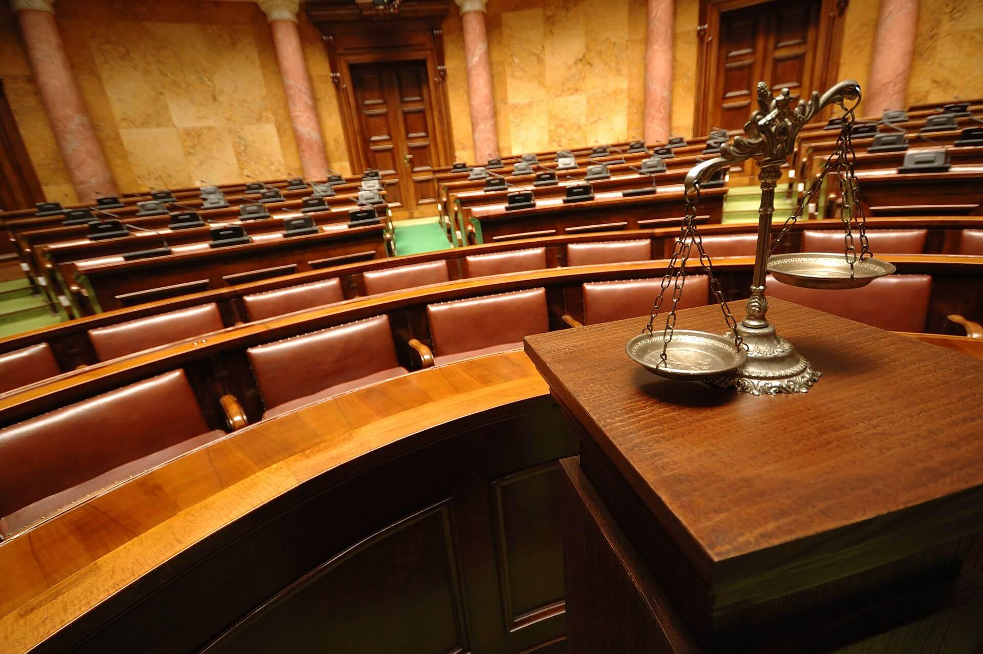 人工智慧準確預測法庭判決結果 - 明日科學新媒體