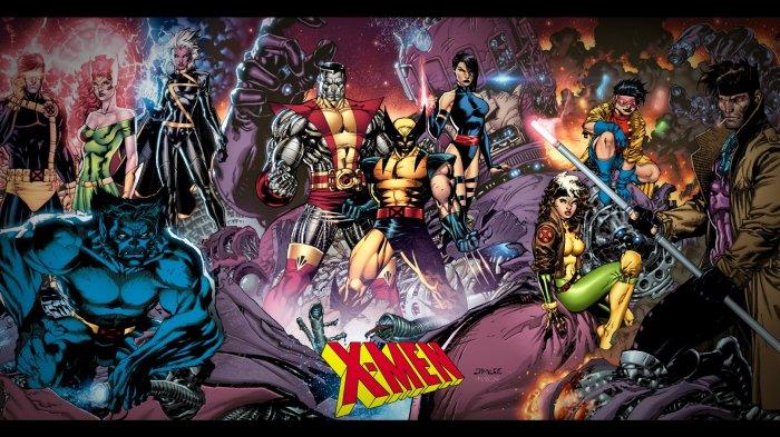 X Men Animated Series Wallpaper Vistazo Los X Men 92 De Jim Lee En Plataforma Digital