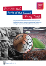 Euroe 2016 and the Battle of the Somme