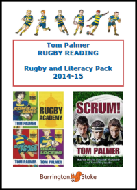 Rugby Reading Pack