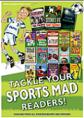 Sports Mad Barrington Stoke Book Poster