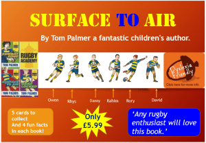 Surface to air - Jim Heap Advert