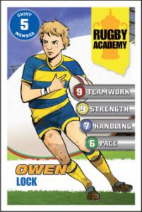 owen card