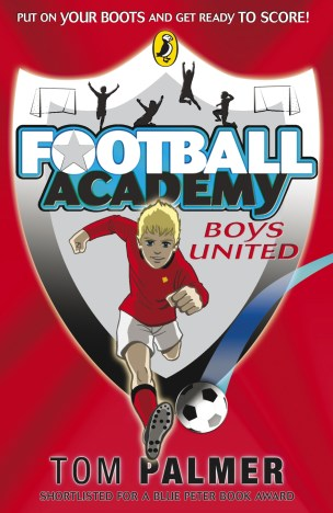 Football Academy 1 Boys United cover