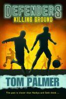 Tom Palmer author Defenders Series