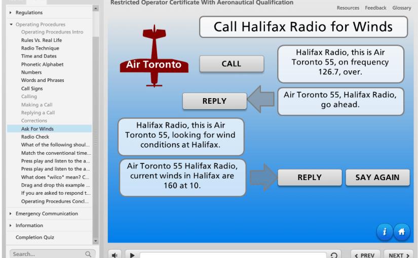 Free Online Radio Course