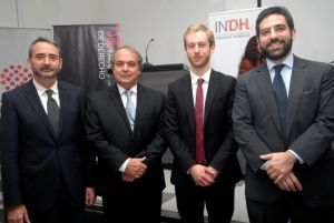Chile UDP-INDH conference 12 May 2016