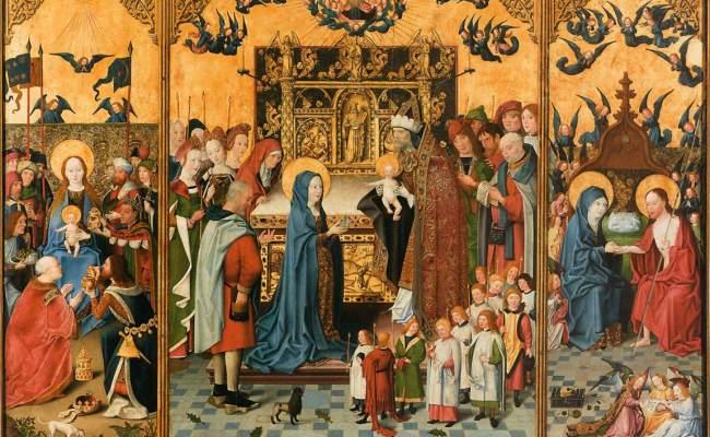 Blessed Virgin Mary Tom Perna