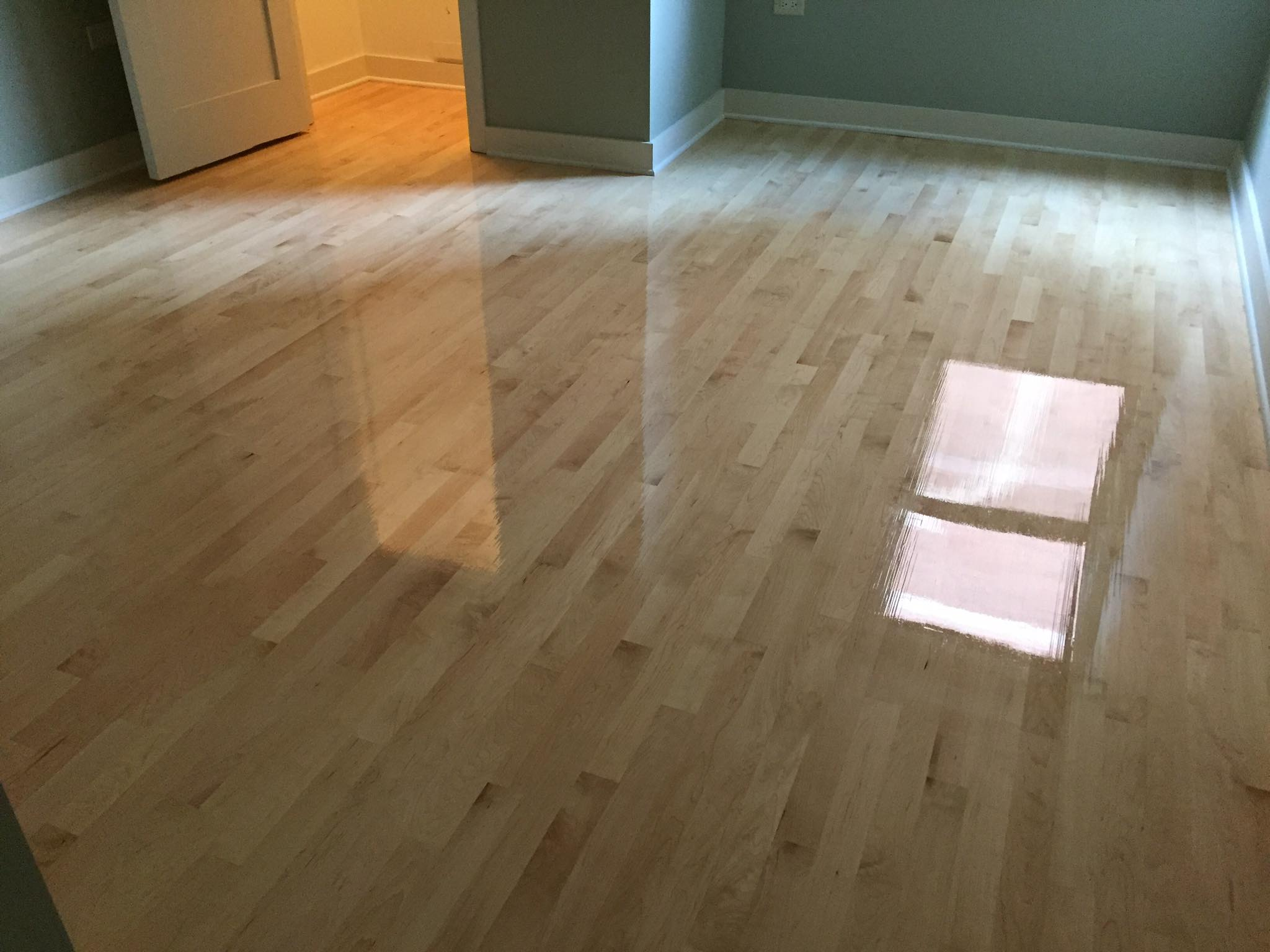 Chicago Hardwood Floor Maple  Tom  Peter Flooring