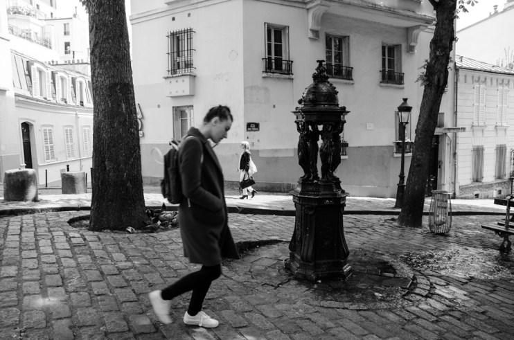 Paris - Place Émile-Goudeau