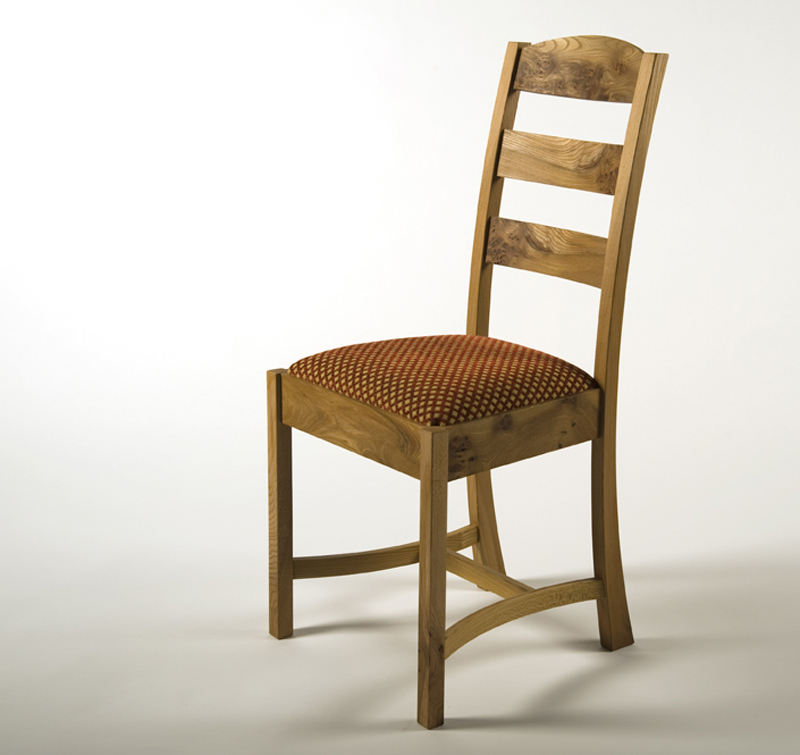 handmade wooden chairs steel chair wwe tom provost furniture