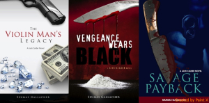 Seumas Gallacher Crime Thrillers