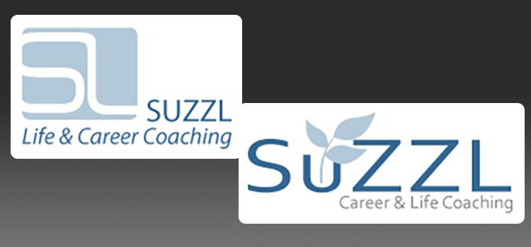 Suzzl Life Coach Logos