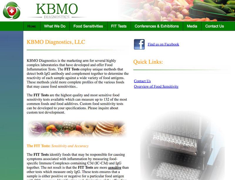 KBMO Diagnostics
