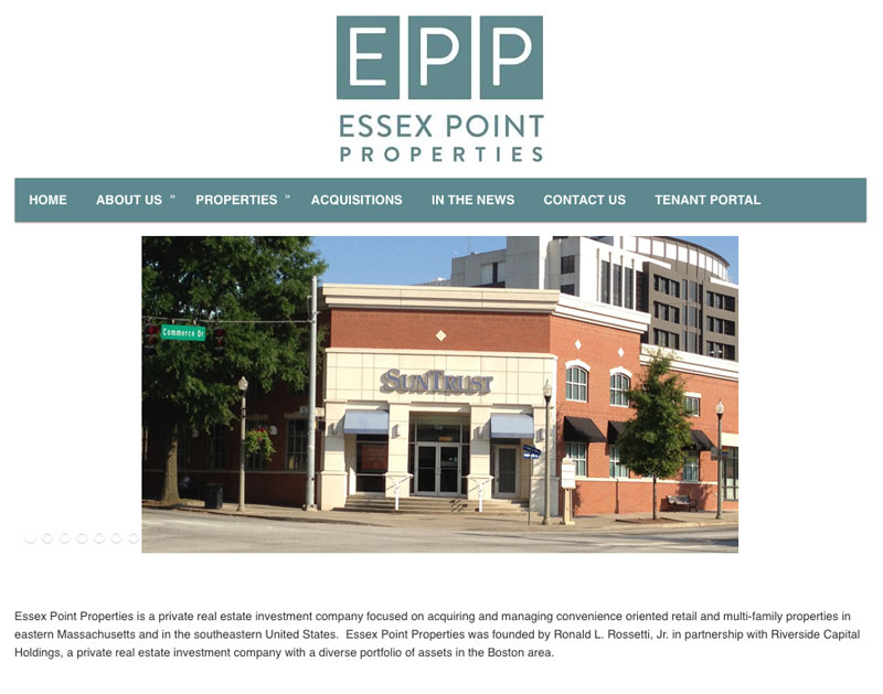 Essex Point Properties