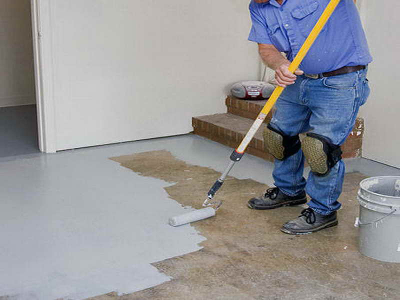 Beautiful Waterproofing A Basement Floor