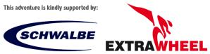 Schwalbe bicycle tyres, Extrawheel single-wheel trailers