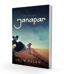 Janapar: Love, on a Bike (Paperback)